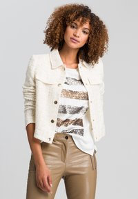 Marc Aurel - Light jacket - off-white - 0