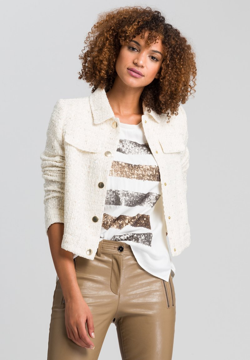 Marc Aurel - Light jacket - off-white