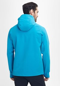 Mammut - MACUN - Soft shell jacket - blue - 1