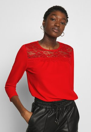 ONLMONNA - Maglietta a manica lunga - high risk red