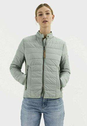 Winter jacket - light khaki