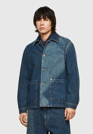 D-ROLK-SP - Denim jacket - blue