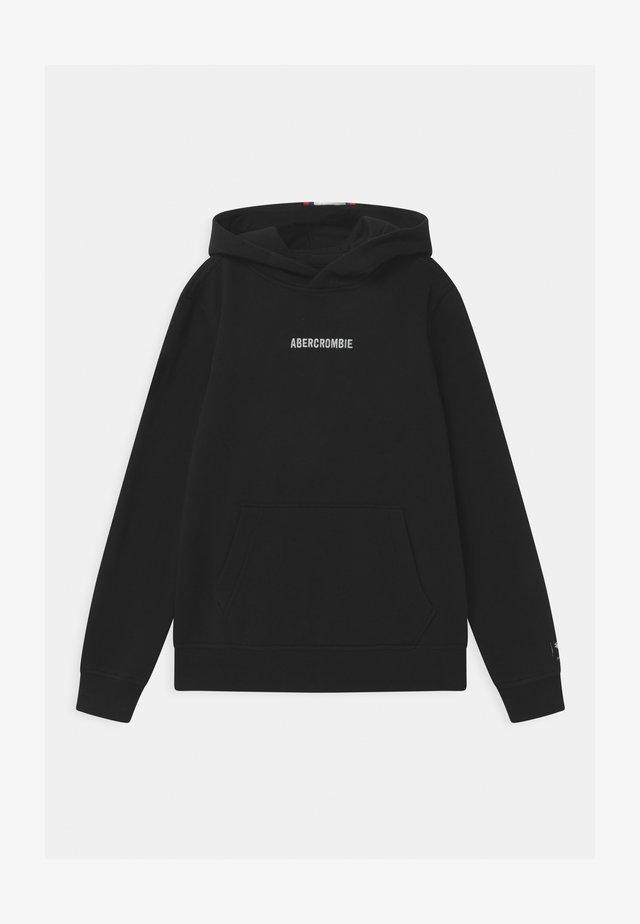 FAST TRACK - Sweater - black