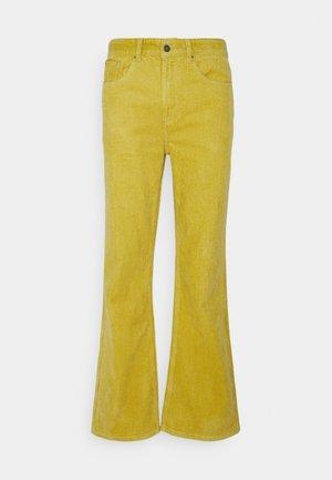 Nohavice - lemon