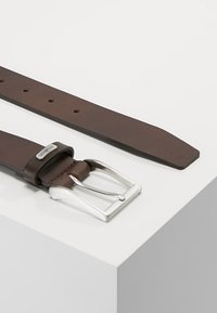 Strellson - GURTELL BUSINESS - Belt business - dark brown - 2