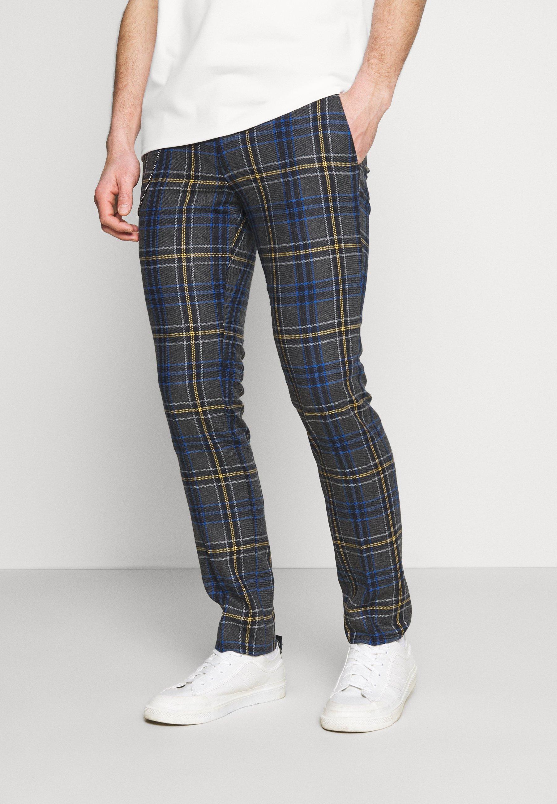 Men LEIGHTON TROUSERS - Trousers