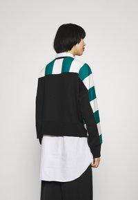 Paul Smith - STRIPE PRINT - Sweatshirt - black - 2
