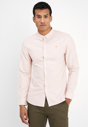 BREWER SLIM FIT - Skjorte - pink