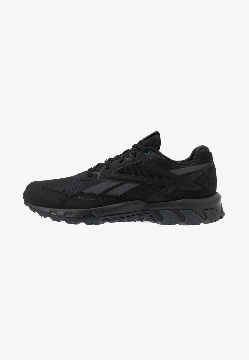 Reebok - RIDGERIDER 5.0 - Zapatillas de trail running - black/grey/blue