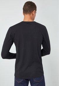 Next - Bluzka z długim rękawem - black - 1