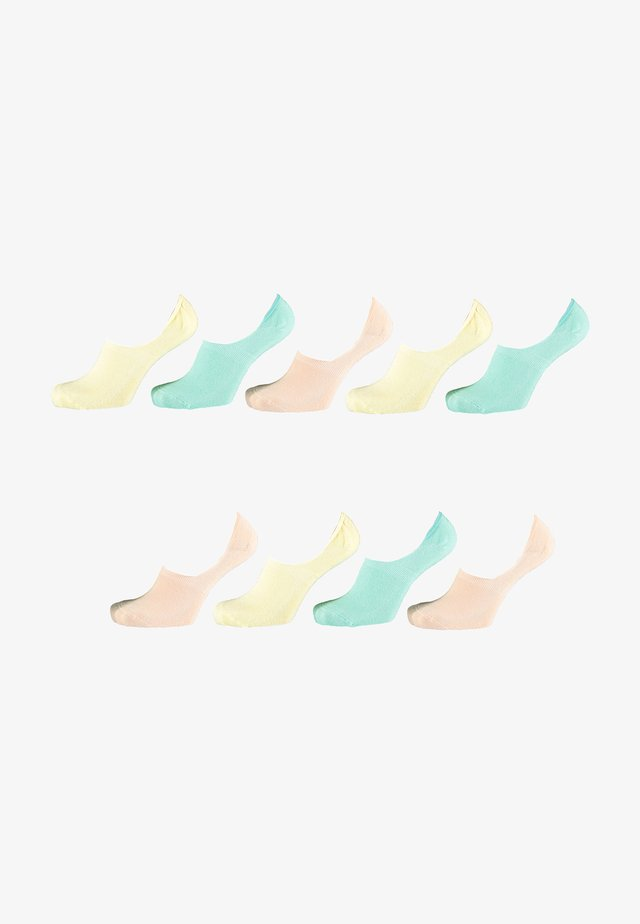 9 PACK - Sokken - pastel