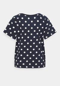 JDY - JDYLACEY LIFE - Print T-shirt - sky captain - 1
