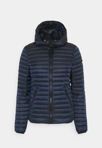 Superdry - CORE PADDED JACKET - Down jacket - eclipse navy - 4