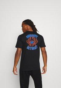 Carhartt WIP - NEON CRAB - Print T-shirt - black - 2