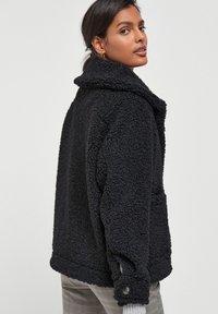 Next - Fleece jacket - black - 2