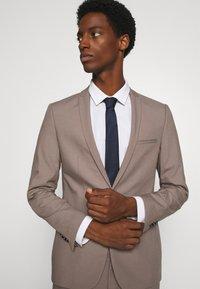 Burton Menswear London - TIES 2 PACK - Tie - navy - 1