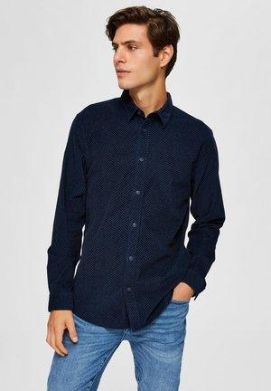 REGULAR FIT - Shirt - dark navy