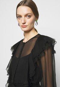 Alberta Ferretti - ABITO - Cocktail dress / Party dress - black - 3