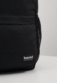 Timberland - ZIP TOP - Rucksack - black - 7