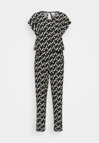 Soyaconcept - GUNBRIT  - Jumpsuit - black combi - 0