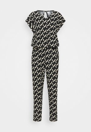 GUNBRIT  - Jumpsuit - black combi