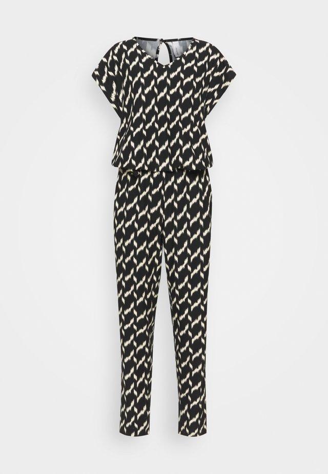 GUNBRIT  - Jumpsuit - black combi