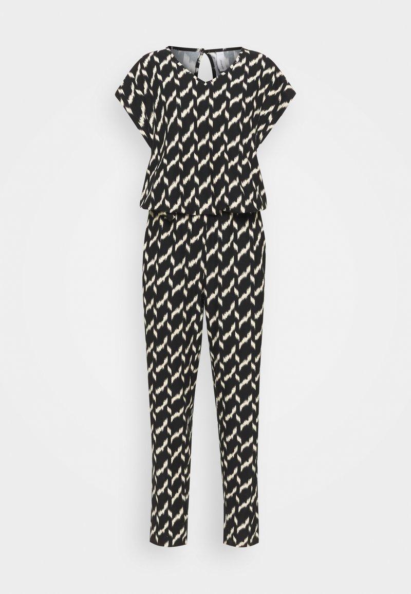 Soyaconcept - GUNBRIT  - Jumpsuit - black combi
