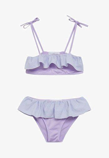 SET - Bikini bottoms - lavande