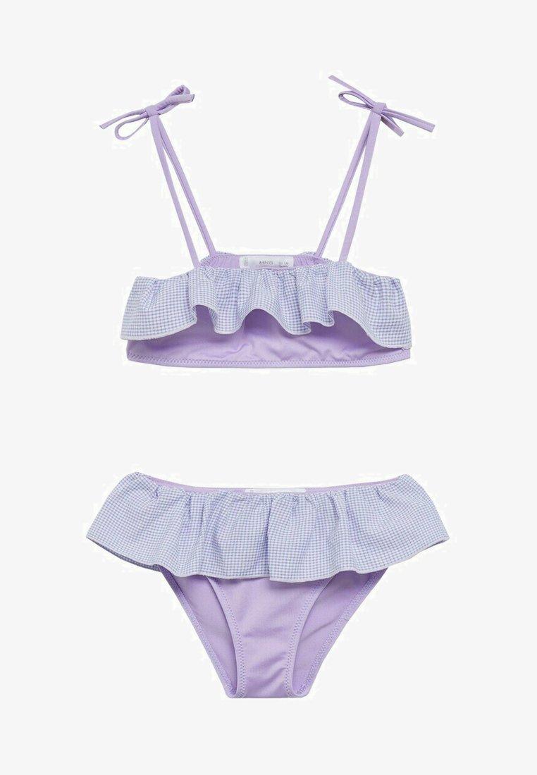 Mango - SET - Bikini bottoms - lavande