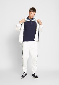 Lacoste - PH5101-00 - Polo shirt - navy blue/white/niagara blue - 1