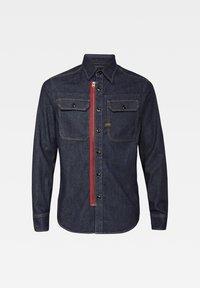 G-Star - UTILITY ZIP REGULAR - Shirt - rinsed - 1