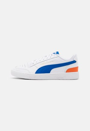 RALPH SAMPSON UNISEX - Matalavartiset tennarit - white/lapis blue/dragon fire
