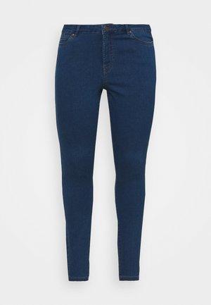 VMLUDY - Slim fit jeans - blue denim