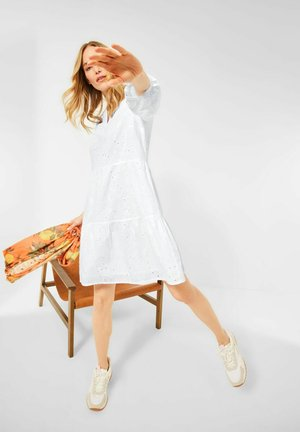 MIT  - Day dress - weiß