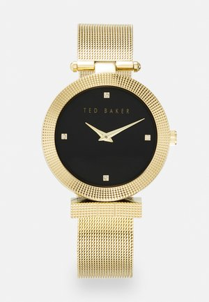 BOW - Watch - gold-coloured/black