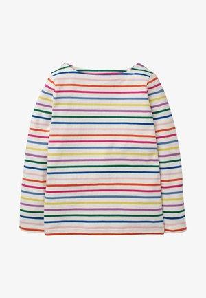 BRETON - Long sleeved top - regenbogen/bunt, gestreift
