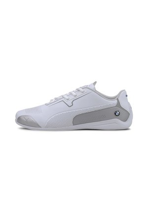 PUMA BMW M MOTORSPORT DRIFT CAT 8 RUNNING SHOES MALE - Trainers - white/silver