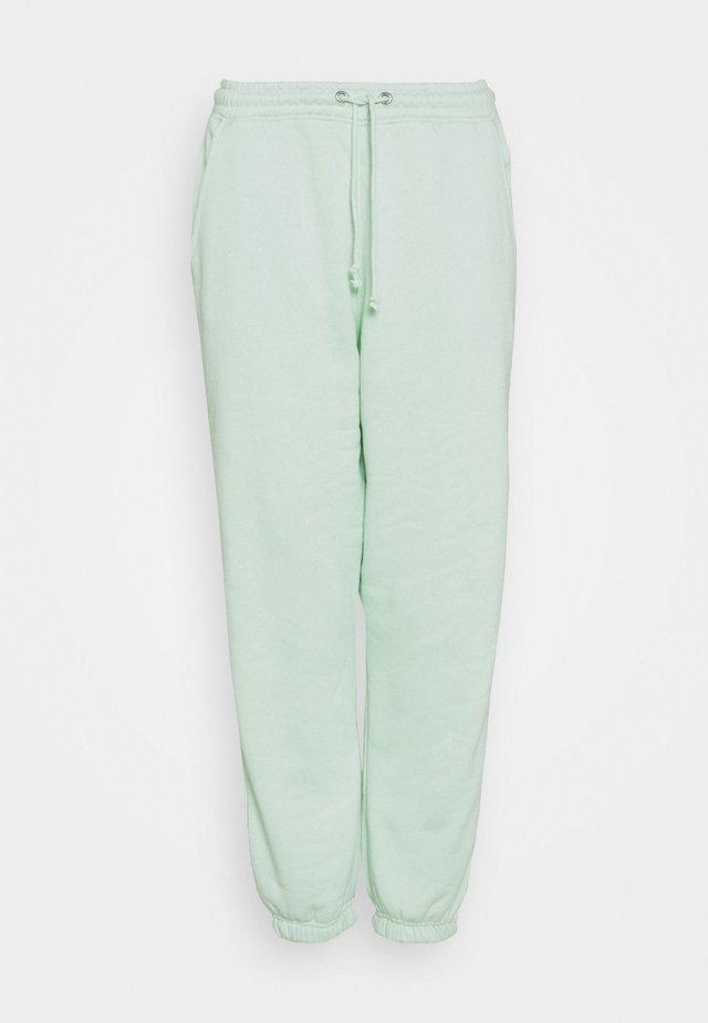 90S JOGGERS - Pantaloni sportivi - light green