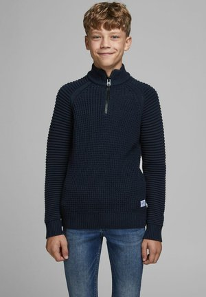 STRUKTUR - Jersey de punto - navy blazer