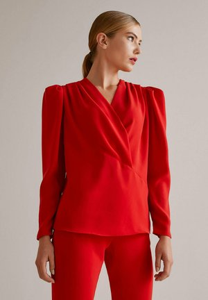 M-BEVEN - Blouse - rot