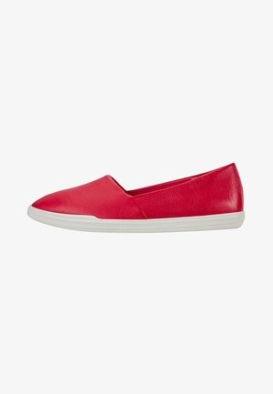 SIMPIL W  - Slip-ons - chili red