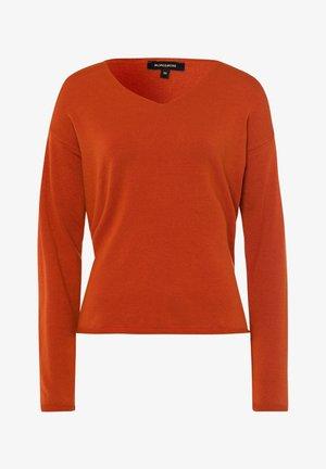 FLAME - Jumper - orange
