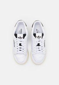 adidas Originals - CONTINENTAL 80 UNISEX - Sneakers basse -  white - 3