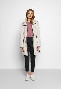 Barbara Lebek - Short coat - beige - 1