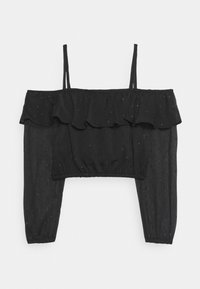 New Look 915 Generation - CHOKER - Blouse - black - 1