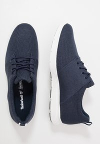 Timberland - KILLINGTON - Matalavartiset tennarit - navy - 1
