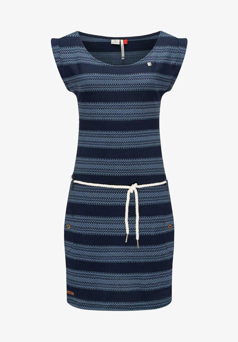 Ragwear - Robe fourreau - blau
