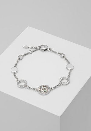 VINTAGE GLITZ - Pulsera - silver-coloured
