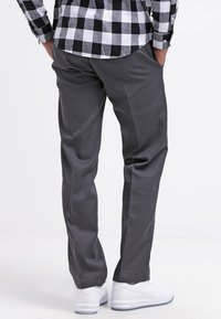 Dickies - 873 SLIM STRAIGHT WORK  - Chinos - charcoal grey - 2