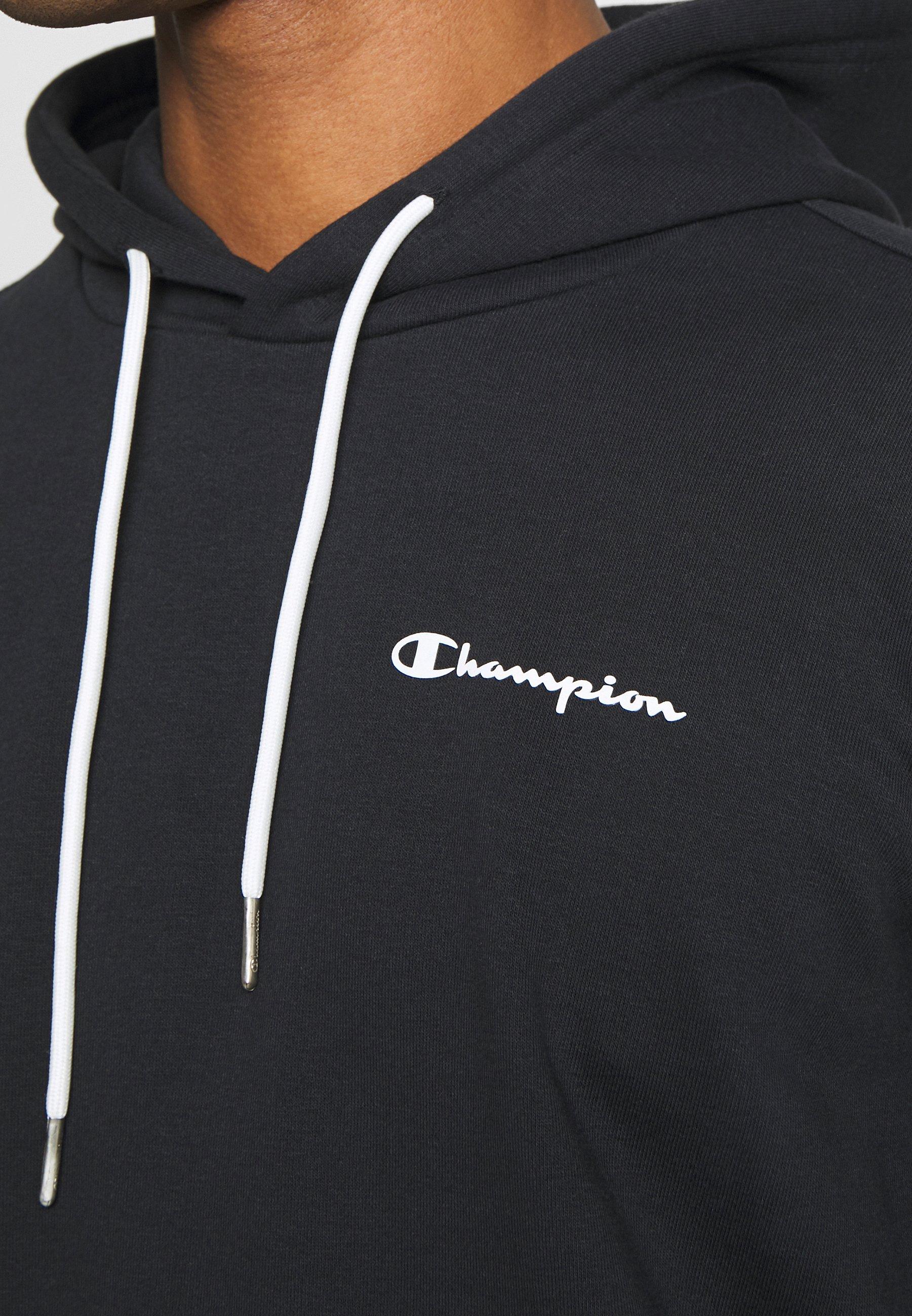 Champion Sweat à capuche - black